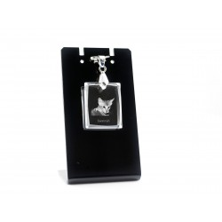 Cat Crystal Necklace, Pendant, High Quality, Exceptional Gift, Collection!