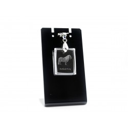 Horse Crystal Necklace, Pendant, High Quality, Exceptional Gift, Collection!