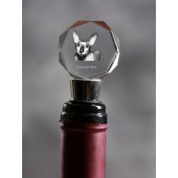 Crystal Wine Stopper con il gatto, Vino e Amanti di gatti, di alta qualità, regalo eccezionale
