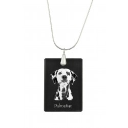 Dog Crystal Necklace, Pendant, High Quality, Exceptional Gift, Collection!
