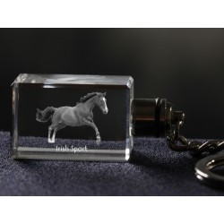 Horse Crystal Keyring, Keychain, High Quality, Exceptional Gift